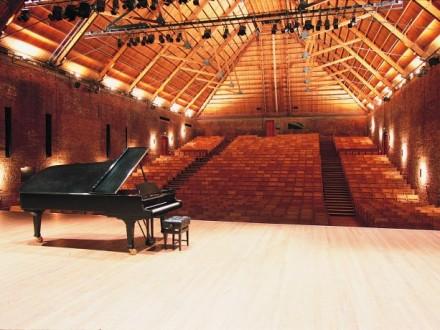 Derek Sugden Snape Concert Hall
