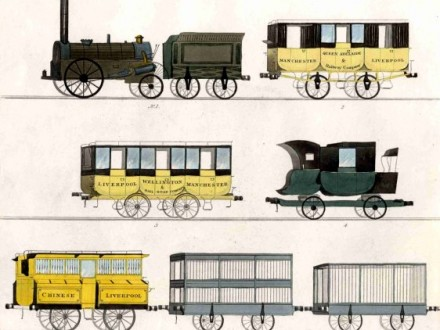 Carriages and Locomotives