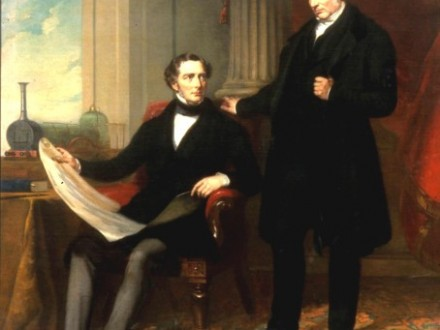 Robert and George Stephenson