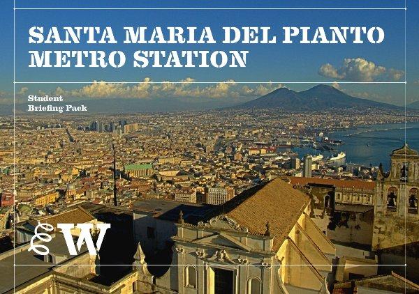 Santa Maria Metro Station