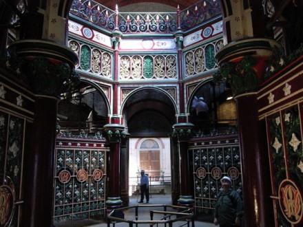 The Octagon Crossness Pumping Station